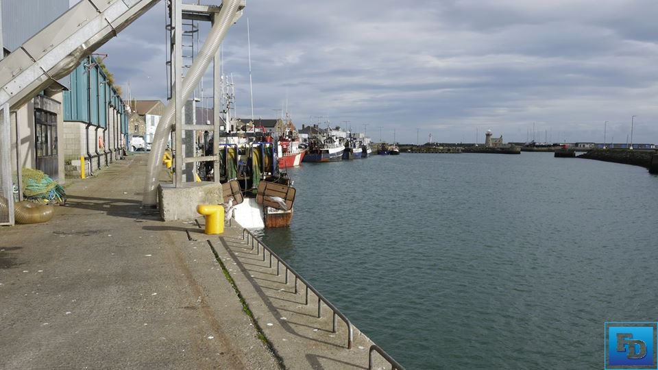 Howth Harbour Fishing Port