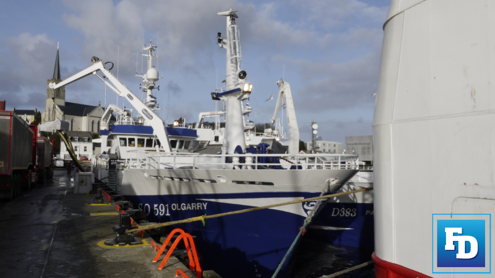 The Irish Fishing and Seafood Alliance has criticised the EU Commission and Ireland's Minister for Marine Charlie McConalogue over burden sharing tactics