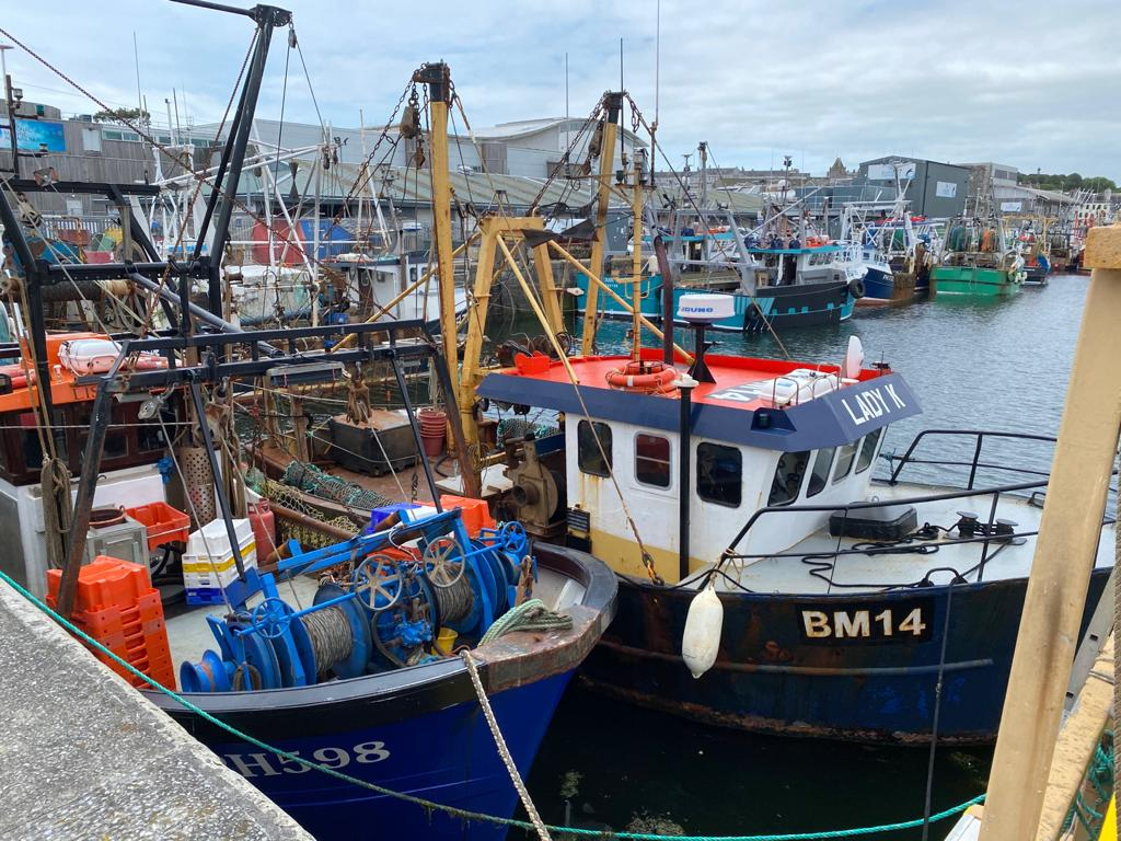 The UK Government announces a fishing quota boost as additional quota is distributed across the fleet