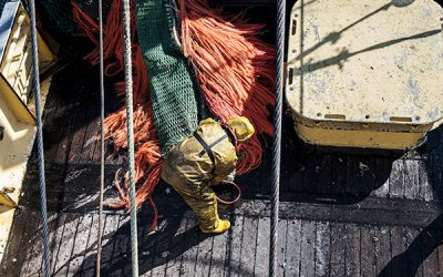 EU Parliament votes to make CCTV compulsory for certain fishing vessels