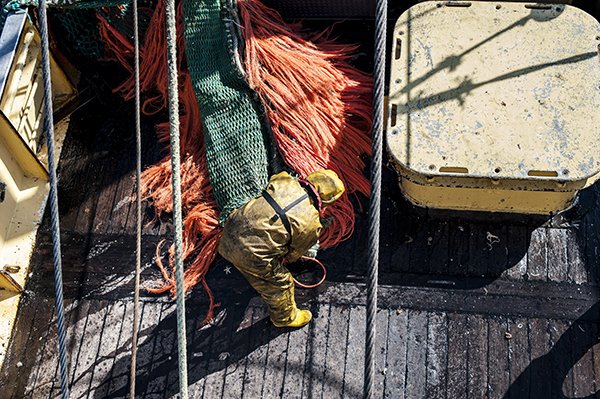 The EU Parliament has adopted compulsory CCTV for certain fishing vessels. Photo: Tony Fitzsimmons