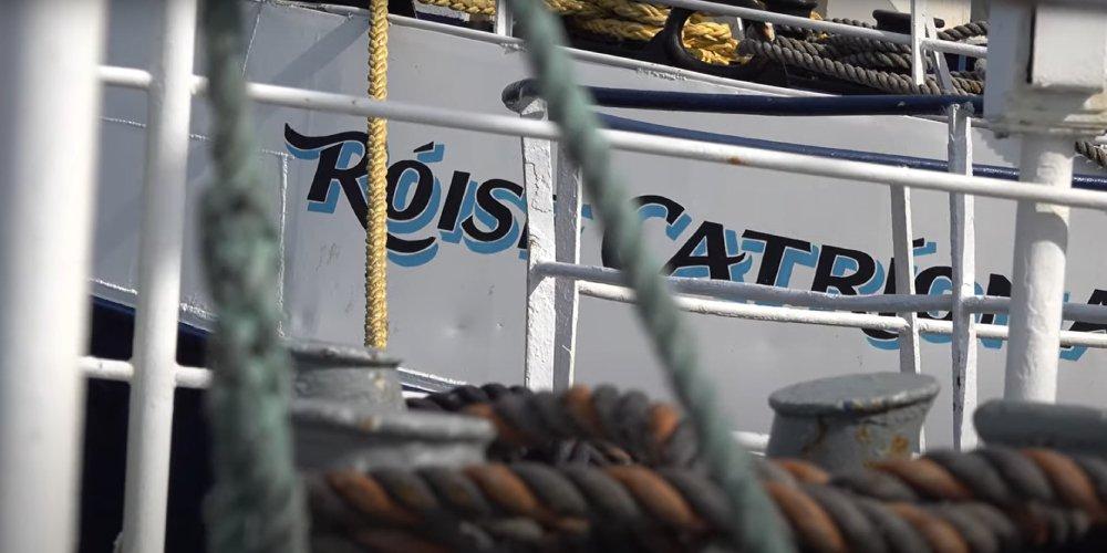irish fishing familes crew