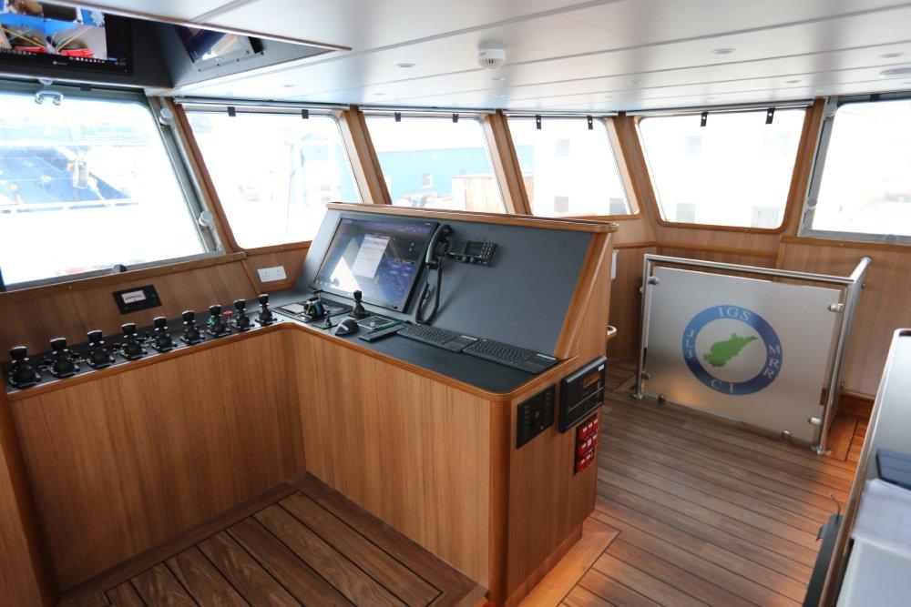 courageous LK-470 shetland Vestværftet