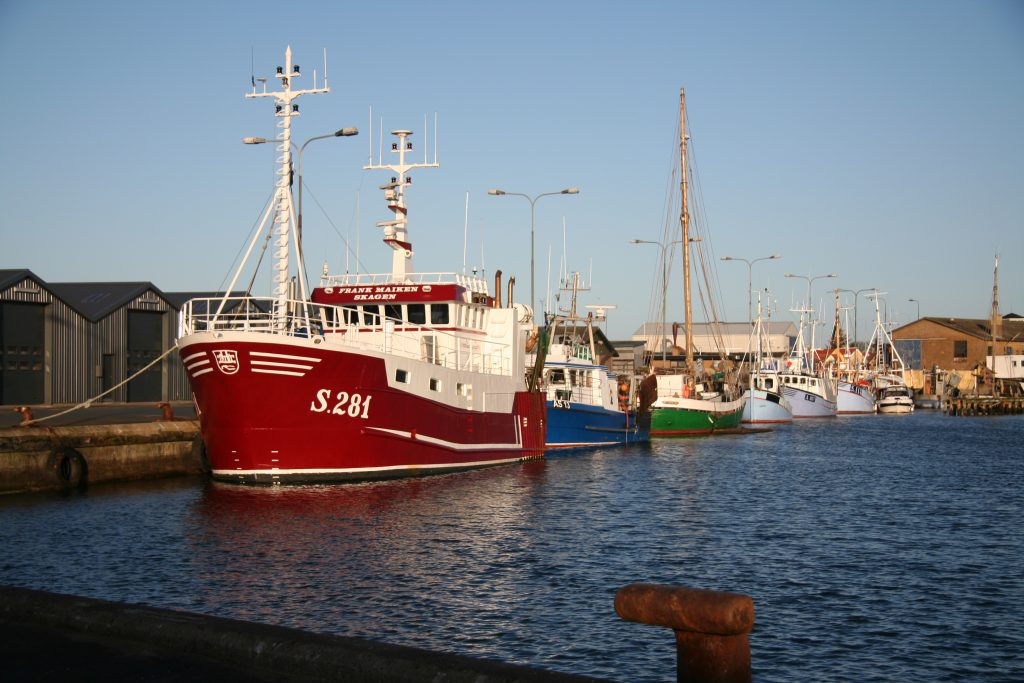 Chairman of S/I Strandby Fiskerihavn has claimed the Danish authorities terms for onboard volunteer camera are completely out of whack