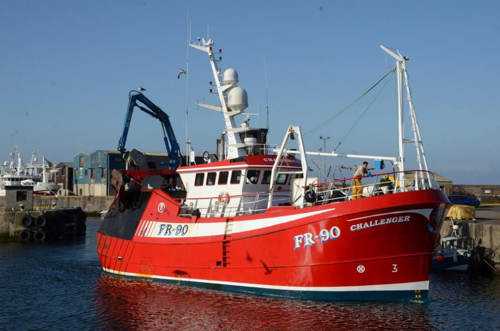 The updated masterplan will see benefits for the fishing industry. Photo: Fraserburgh Harbour Commissioners