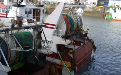 French trade unions move into action over UK fishing licences issue