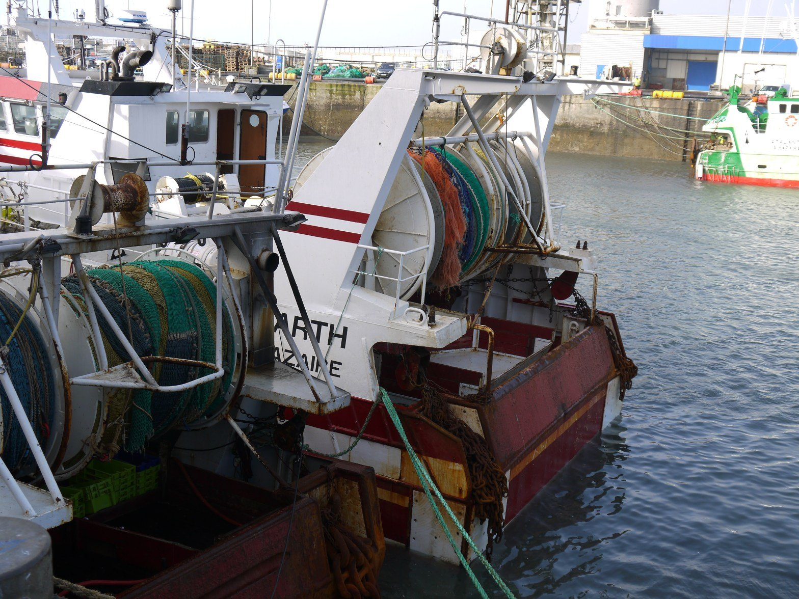 uk waters french fishing licences