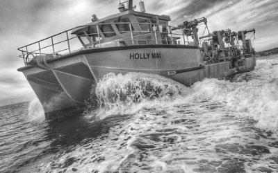 John Holmyard of Offshore Shellfish in Devon talks about LBM ban