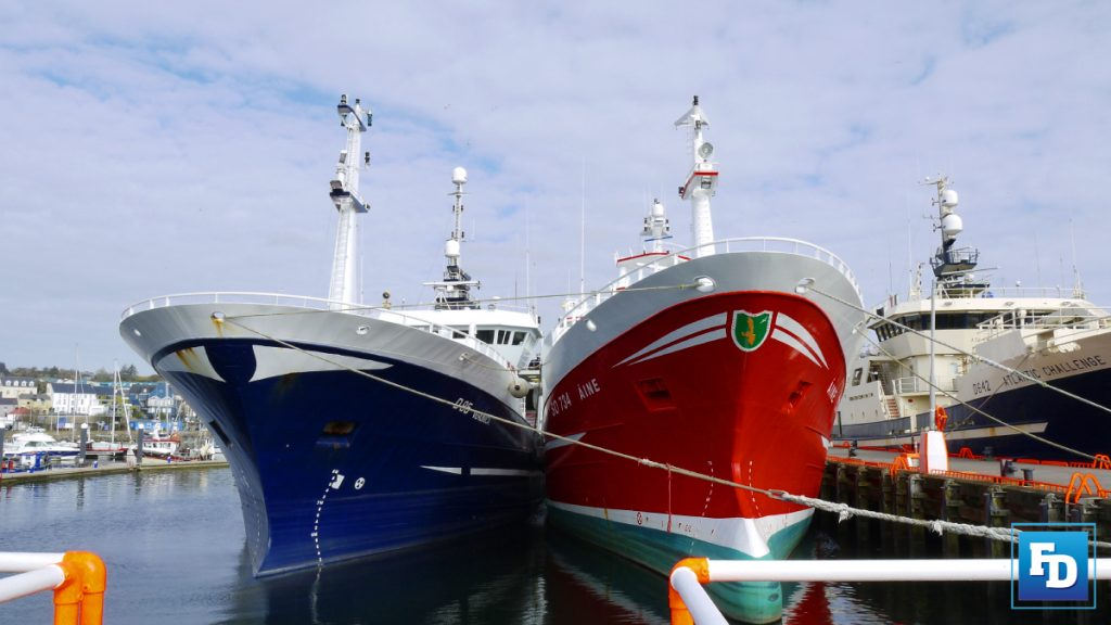 Mac Lochlainn calls on Government to step-up to the plate on fisheries
