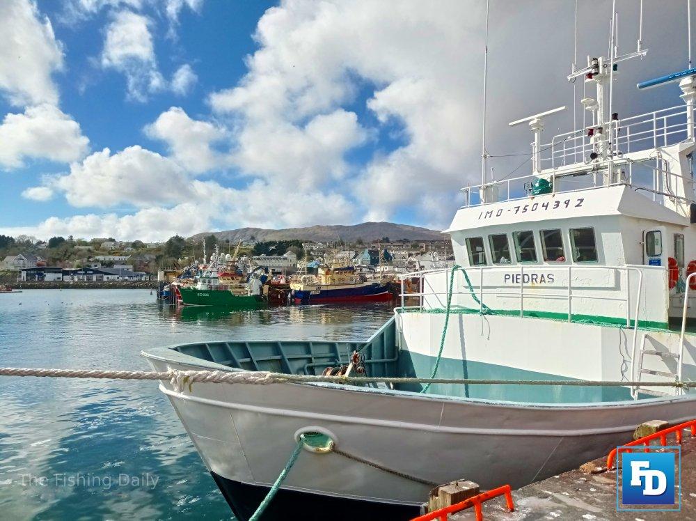 Ireland must get its fair share of EU fishing quotas says Deputy Thomas Pringle