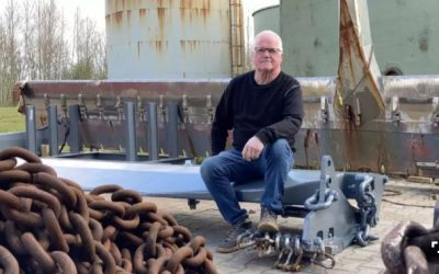 Dutch fisherman tests new alternative to traditional beam trawling