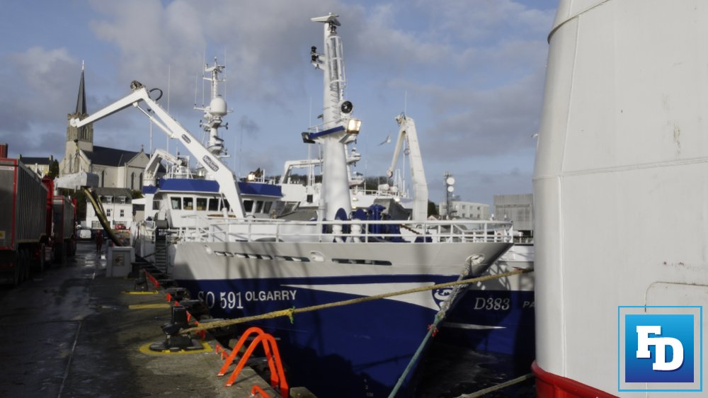 SFPA confirms plans for EU changes to weighing after pelagic fisheries audit
