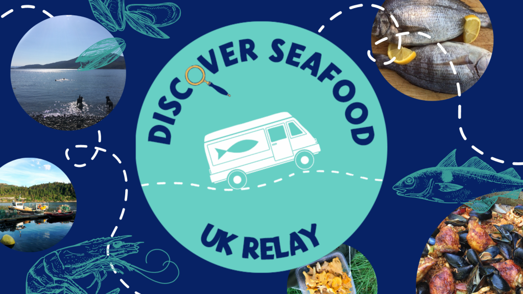 uk-wide seafood relay