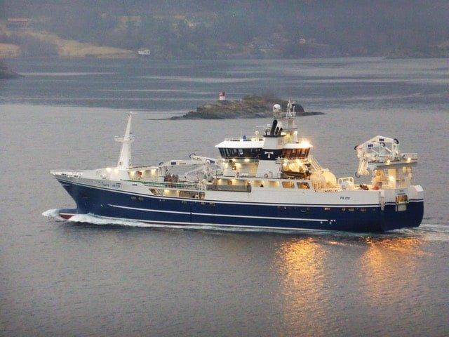 UK Responsible Fishing Vessel Standard