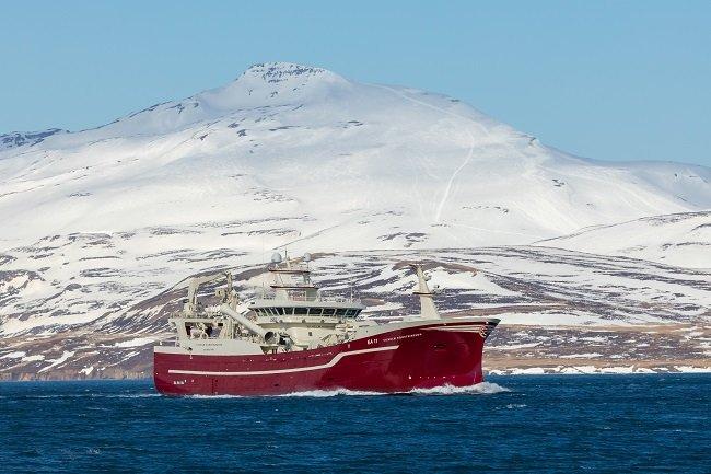 Vilhelm Þorsteinsson Samherji iceland