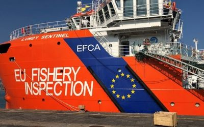 Steele wants to increase number of EFCA fisheries inspection vessels