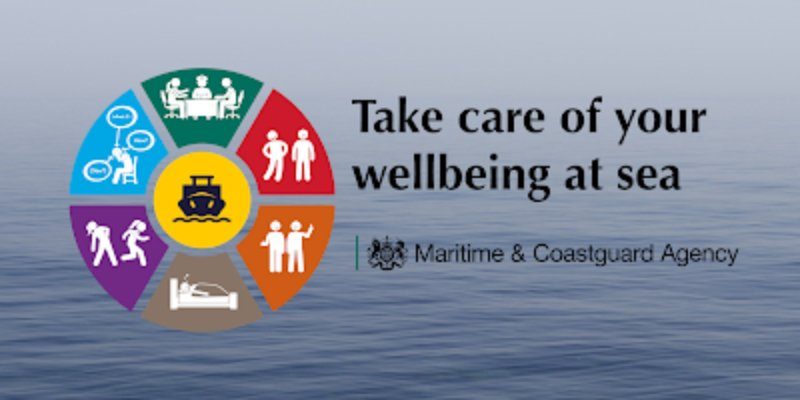 This week the Maritime and Coastguard Agency is featuring mental health and wellbeing challenges in the maritime industry