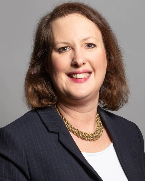 Minister Victoria Prentis gave a speech at the SAGB Annual Conference