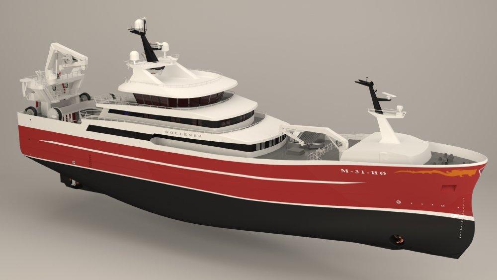 Gollenes AS and Karstensens Shipyard