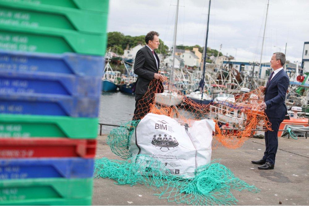 marine litter irish seafood
