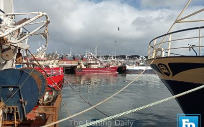Minister positive ahead of today's meeting with Irish fishing representatives