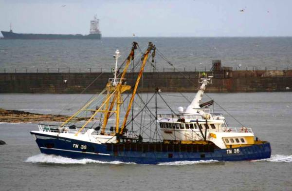The Olivia Jean under the command of Craig Petre, was involved in serious collision involving two fishing vessels off Shoreham