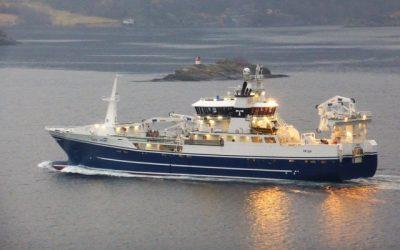 Scottish pelagic industry got the PM's Golden Handshake claims van Balsfoort