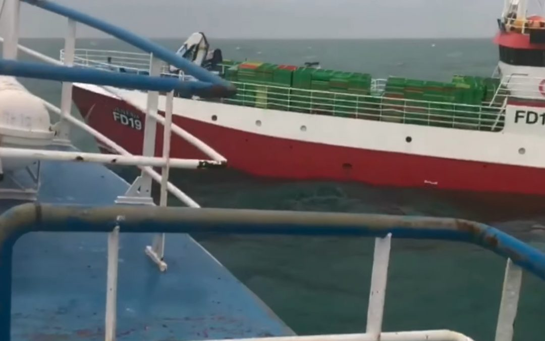 Shetland trawler Mizpah victim of attack by UK flagged longliner