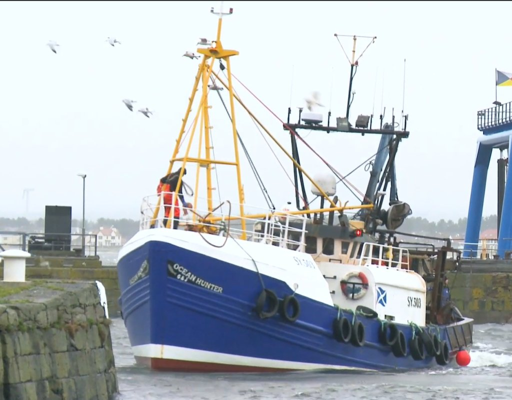 Orkney MP Alistair Carmichael makes call for evidence from UK seafood industry