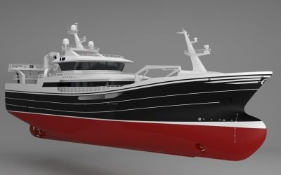 Karstensens Shipyard signs contract to deliver new trawler GINNETON