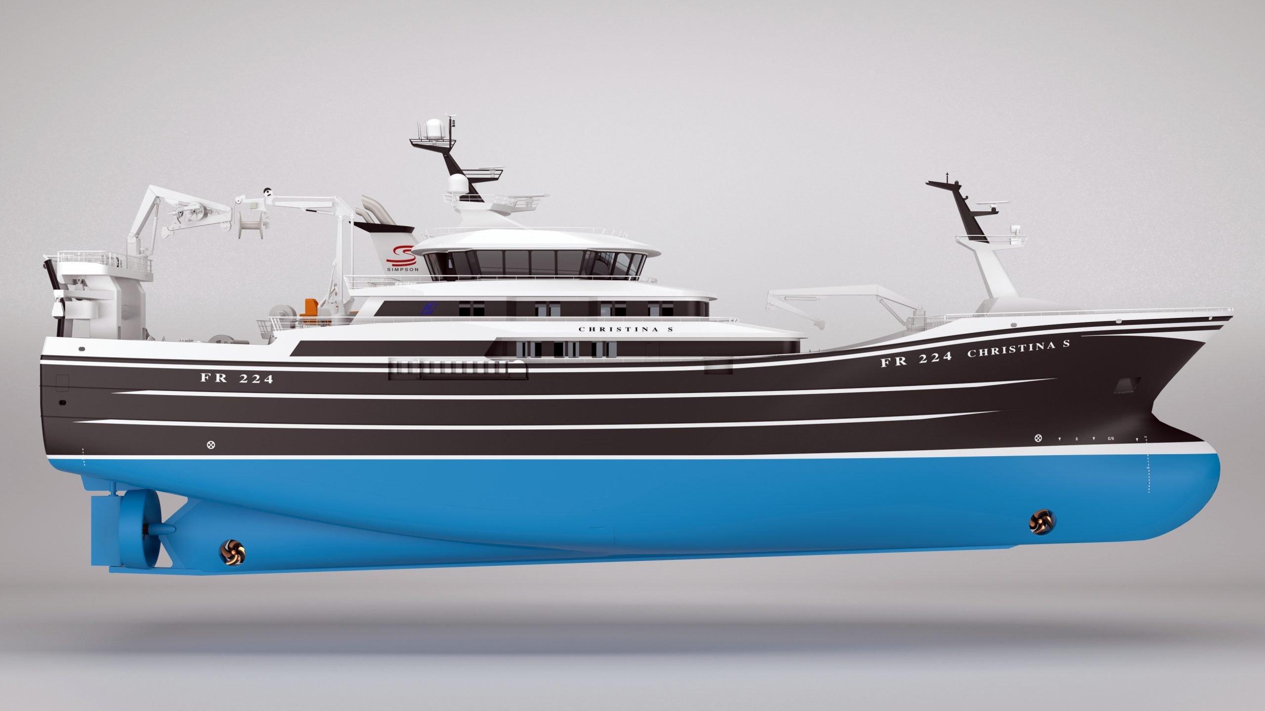 karstensens pelagic trawler