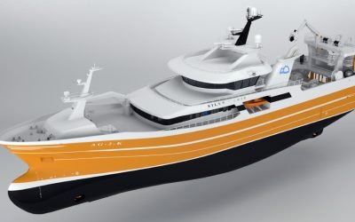 Karstensens Shipyard signs contract to deliver new trawler SILLE MARIE
