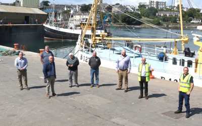 Ardglass harbour in line for a possible £40m infrastructural improvement plan