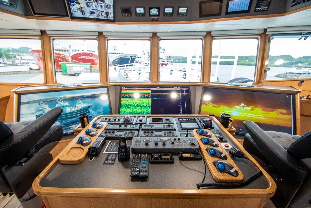 ella g.223 killbegs trawler