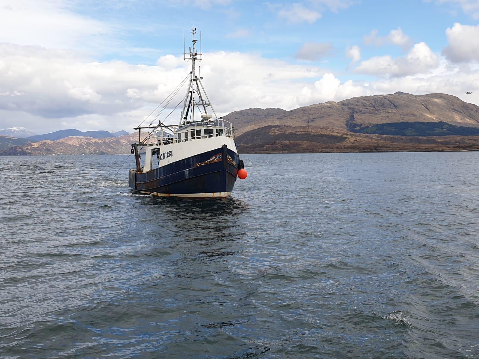 scottish fishing resilience fund