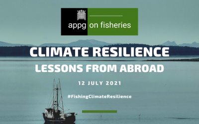 Lessons from abroad on building climate resilience in UK fisheries