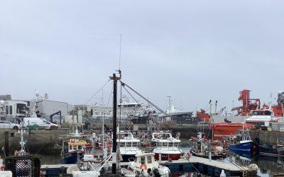 Fraserburgh Harbour, North East Scotland – The Shellfish Port