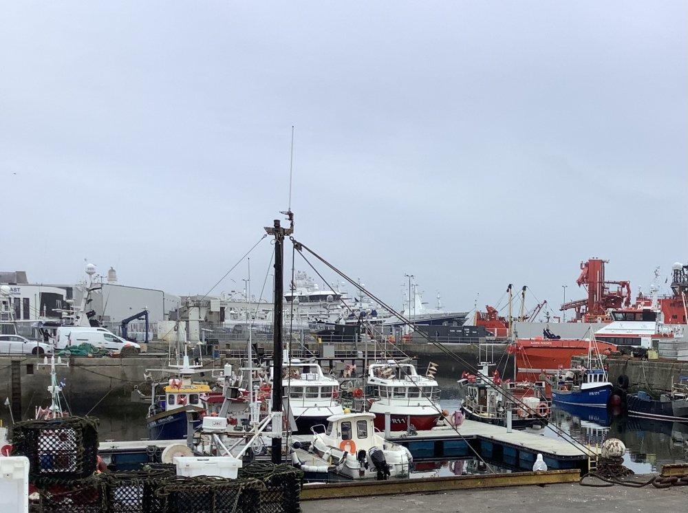 fraserburgh scotland shellfish port