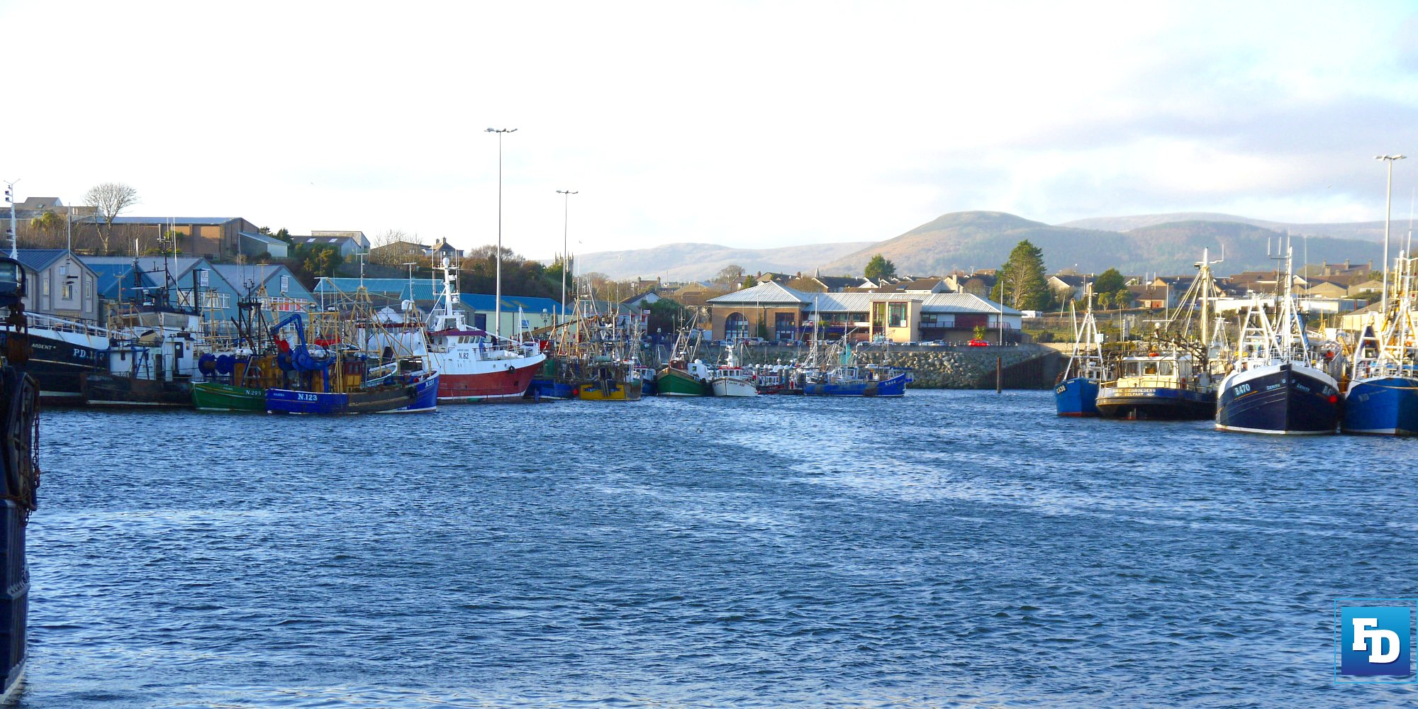 The NI fishing fleet will be subject to the same rules as Irish vessels with trawlers over 18 metres will be excluded from inshore waters