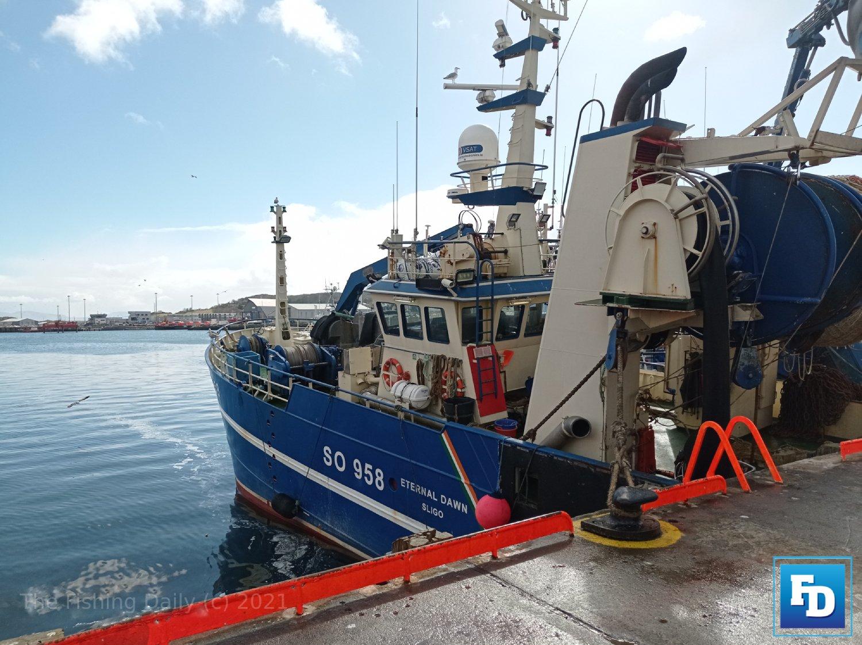 minister irish fishing industry
