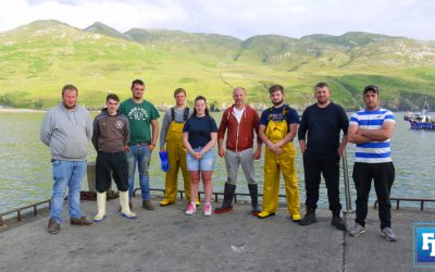 FD Podcast S1 Ep12 – The inshore fishing community of Leenan, Co Donegal