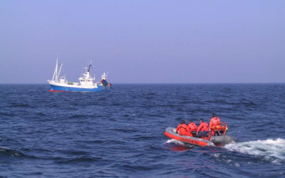 EU enforcement and fisheries control authorities join efforts in tackling illegal fishing