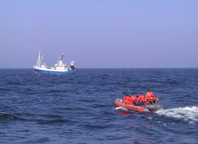 European enforcement and fisheries control authorities join efforts in tackling illegal fishing