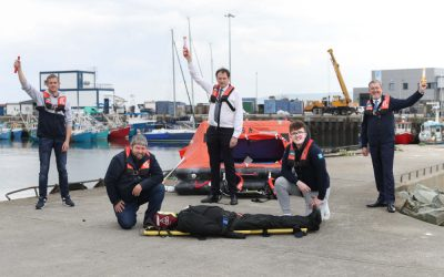 McConalogue approves BIM's business case for new sea survival training unit