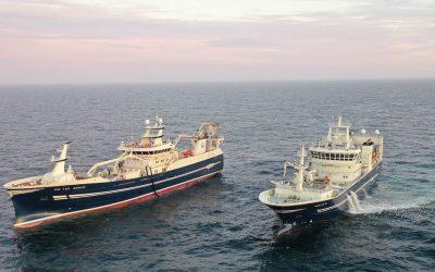Síldarvinnslan reports nearly 18,000 tonnes of mackerel landed into Neskaupstadur