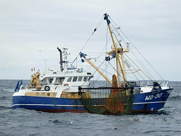 Arklow skipper writes to German government asking for them to explain how they had continuously passed an dangerously unsafe a fishing vessel