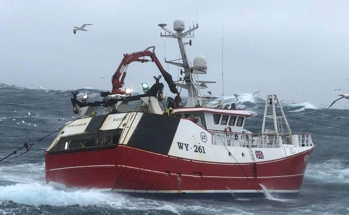 The NFFO has hit out at the UK Government for the betrayal of the fishing industry in the Trade and Cooperation Agreement
