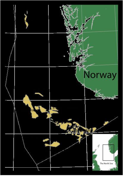 norwegian sandeel north sea