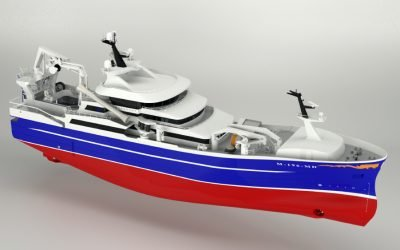 Karstensens Shipyard signs contract to deliver new trawler HAVSNURP