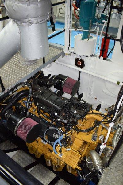 engine fishing boat scotland